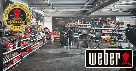Zum Weber World Store