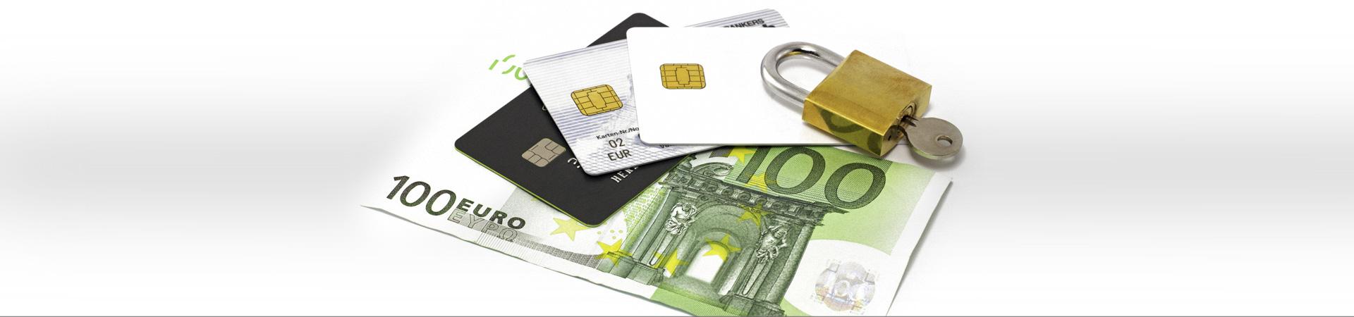 Kreditkartenverlust